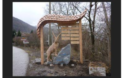 Conception : 3D INCRUST / Sculpture : Guy LAFOND